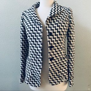 Powerhouse zigzag ARMANI Collezioni Suit Jacket 6
